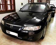 Bán xe Mazda 626 đời 2002, màu đen, nhập khẩu chính hãng, còn mới giá cạnh tranh giá 235 triệu tại Hà Nội