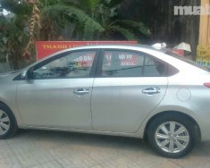 Xe Toyota Vios đời 2014, màu bạc, nhập khẩu chính hãng, như mới giá 475 triệu tại Phú Thọ