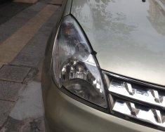 Bán xe Nissan Grand livina 1.8 AT đời 2010, màu vàng giá 345 triệu tại Hà Nội