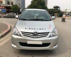 Chính chủ cần bán Innova 2.0G đời 2011, màu bạc giá 409 triệu tại Hà Nội