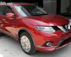 Cần bán xe Nissan X trail đời 2018, màu đỏ, nhập khẩu giá 852 triệu tại Đồng Nai