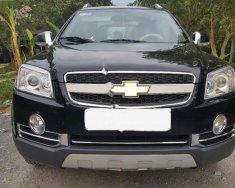 Bán xe Chevrolet Captiva LT 2.4 MT đời 2007, màu đen xe gia đình giá cạnh tranh giá 288 triệu tại Đồng Tháp