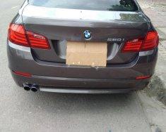 Cần bán gấp BMW 5 Series 520i đời 2013, màu nâu, nhập khẩu nguyên chiếc ít sử dụng giá 1 tỷ 300 tr tại BR-Vũng Tàu
