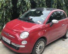 Cần bán xe Fiat 500 AT năm sản xuất 2009, màu đỏ, nhập khẩu, giá 450tr giá 450 triệu tại Hà Nội