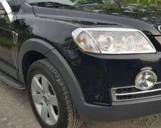 Cần bán Chevrolet Captiva đời 2007, màu đen, xe gia đình, giá 288tr giá 288 triệu tại Đồng Tháp