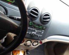 Cần bán xe Chevrolet Aveo LTZ 1.5 AT đời 2014, màu bạc chính chủ giá 338 triệu tại Hà Nội