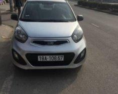 Chính chủ bán ô tô Kia Morning đời 2013, màu bạc giá 235 triệu tại Nam Định