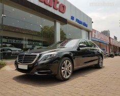 Cần bán gấp Mercedes S500 đời 2015, màu đen, xe nhập, chính chủ giá 4 tỷ 200 tr tại Hà Nội