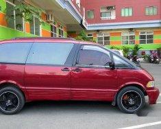 Bán Toyota Previa năm sản xuất 1995, màu đỏ số tự động giá 140 triệu tại Tp.HCM