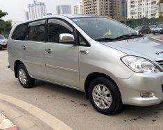 Cần bán gấp Toyota Innova 2.0G đời 2011, màu bạc, xe nhập, chính chủ, giá 4.09tr giá 4 triệu tại Hà Nội