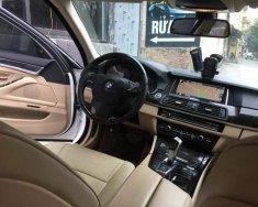 Cần bán xe BMW 5 Series 523i đời 2011, màu trắng, nhập khẩu nguyên chiếc giá 1 tỷ 50 tr tại Hà Nội