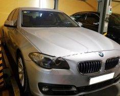 Cần bán gấp BMW 5 Series 528i đời 2013, màu bạc, nhập khẩu số tự động giá 1 tỷ 350 tr tại Tp.HCM
