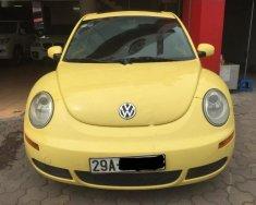 Bán Volkswagen New Beetle 2.5 AT sản xuất 2007, màu vàng, xe nhập số sàn giá 450 triệu tại Hà Nội