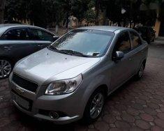 Bán Chevrolet Aveo LTZ năm sản xuất 2014, màu bạc ít sử dụng giá 340 triệu tại Hà Nội