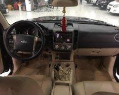 Cần bán gấp Ford Everest năm sản xuất 2008, màu đen giá 385 triệu tại Phú Thọ