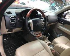 Cần bán xe Ford Everest 2.5L 4x2 MT đời 2009, màu đỏ, giá tốt giá 425 triệu tại Đồng Nai
