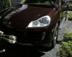 Bán Porsche Cayenne sản xuất năm 2008, màu đỏ giá 850 triệu tại Đà Nẵng