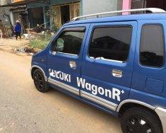 Cần bán xe Suzuki Wagon R+ đời 2005, màu xanh lam giá 70 triệu tại Phú Thọ