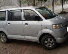 Bán Suzuki APV 2008, màu bạc, nhập khẩu giá 320 triệu tại Bình Dương