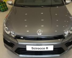 (ĐẠT DAVID) Bán Volkswagen Scirocco R 2017, màu xám, nhập khẩu chính hãng LH 0933.365.188 giá 1 tỷ 669 tr tại Tp.HCM