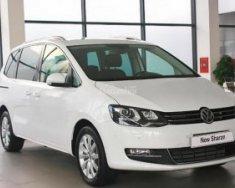 (ĐẠT DAVID) Bán Volkswagen Sharan MPV 7 chỗ 2017, màu trắng, nhập khẩu chính hãng LH 0933.365.188 giá 1 tỷ 850 tr tại Tp.HCM