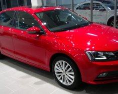 (ĐẠT DAVID) Bán Volkswagen Jetta 2017, màu đỏ, nhập khẩu chính hãng. LH 0933.365.188 giá 999 triệu tại Tp.HCM