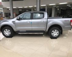 Bán xe Ford Ranger XLT đời 2017, màu bạc, xe nhập giá 760 triệu tại Ninh Bình