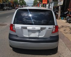 Bán xe Hyundai Getz 1.4 AT đời 2010, màu bạc, nhập khẩu nguyên chiếc giá 265 triệu tại Cần Thơ