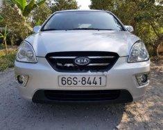 Cần bán Kia Carens EX 2.0 MT đời 2010, màu bạc xe gia đình giá 325 triệu tại Đồng Tháp