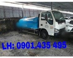 Xe bồn rút hầm cầu Isuzu, giá tốt giá 600 triệu tại Tp.HCM