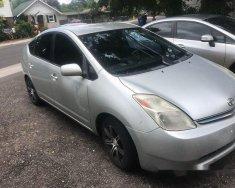 Bán Toyota Prius đời 2005, màu bạc, nhập khẩu   giá Giá thỏa thuận tại Tp.HCM