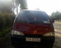 Bán xe Daihatsu Citivan 2001, màu đỏ, 85 triệu giá 85 triệu tại Đắk Lắk