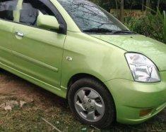 Cần bán xe Kia Morning đời 2004, màu xanh cốm giá 145 triệu tại Phú Thọ