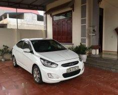 Bán Hyundai Accent năm 2011, màu trắng, 380 triệu giá 380 triệu tại Thái Nguyên