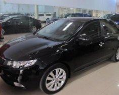 Cần bán lại xe Kia Cerato 1.6AT đời 2011, màu đen, xe nhập số tự động giá 455 triệu tại Ninh Bình