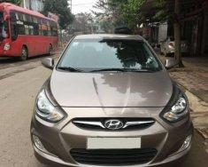 Bán Hyundai Accent năm 2012, màu nâu  giá 410 triệu tại Vĩnh Phúc