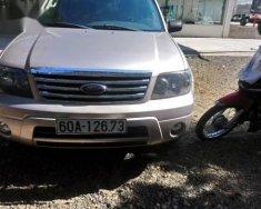 Bán Ford Escape đời 2008, màu hồng phấn giá 375 triệu tại Đồng Nai