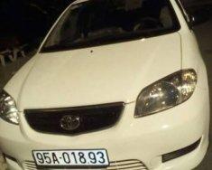 Chính chủ bán xe Toyota Vios đời 2004, màu trắng giá 220 triệu tại Cần Thơ