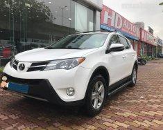 Cần bán Toyota RAV4 đời 2014, màu trắng, nhập khẩu chính hãng giá 1 tỷ 250 tr tại Hà Nội