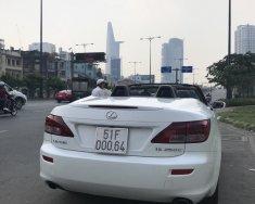 Cần bán Lexus IS sản xuất 2009, màu trắng, xe nhập giá 1 tỷ 200 tr tại Tp.HCM