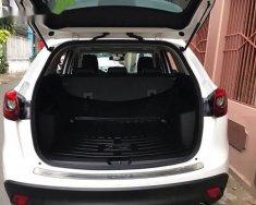 Bán Mazda CX 5 AT 2017, màu trắng ít sử dụng giá Giá thỏa thuận tại Đà Nẵng