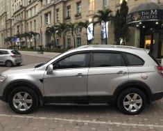 Bán Chevrolet Captiva LT màu bạc đời 2009, chính chủ, máy dầu giá 390 triệu tại Hà Nội