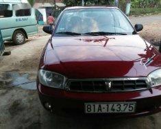 Bán Kia Spectra 2003, màu đỏ, giá chỉ 139 triệu giá 139 triệu tại Gia Lai