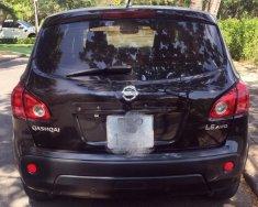 Bán xe Nissan Qashqai LE AWD đời 2010, màu đen, nhập khẩu chính chủ, 650tr giá 650 triệu tại Tp.HCM