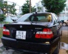 Cần bán xe BMW 3 Series 325i đời 2005, màu đen xe gia đình giá 310 triệu tại Tp.HCM