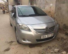 Chính chủ bán Toyota Vios E 2009, màu bạc giá 282 triệu tại Thanh Hóa