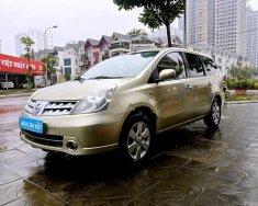 Bán xe Nissan Grand Livina đời 2012, nhập khẩu số sàn giá 365 triệu tại Hà Nội