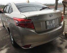 Chính chủ bán Toyota Vios 1.5 đời 2017, màu vàng cát giá 525 triệu tại Hà Nam