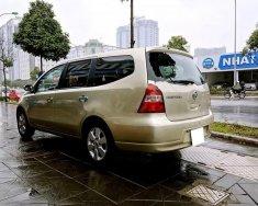 Cần bán lại xe Nissan Grand Livina đời 2011, màu ghi vàng giá 365 triệu tại Hà Nội