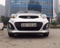 Cần bán xe Kia Morning Van 2011, màu bạc, xe nhập số tự động, giá 228tr giá 228 triệu tại Hà Nội
